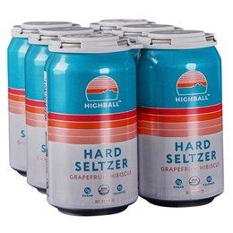 Highball Hard Seltzer