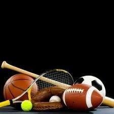 Playing sports