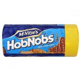 McVitie's HobNobs Milk Chocolate